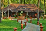 Cottages des Sitaram Beach Retreats in Kerala