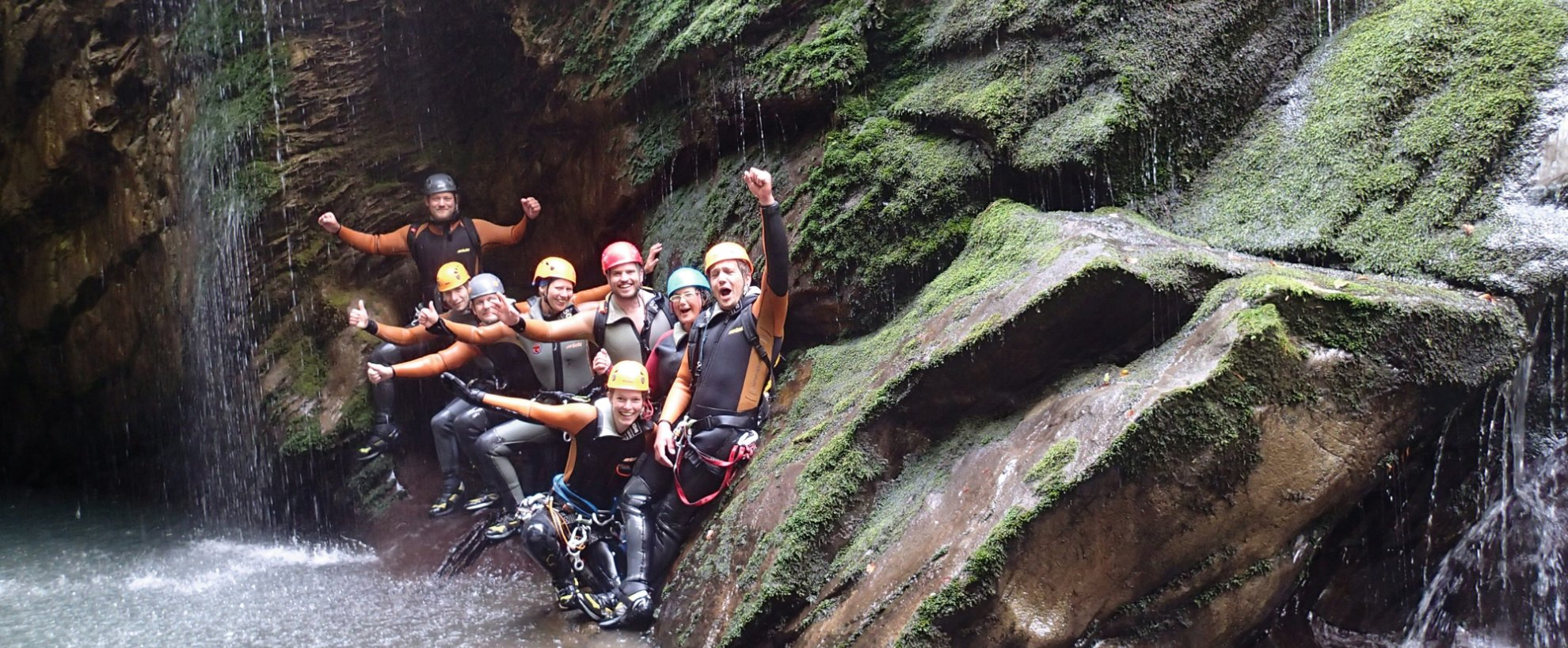 Portugal Madeira Hotel Galosol Canyoning