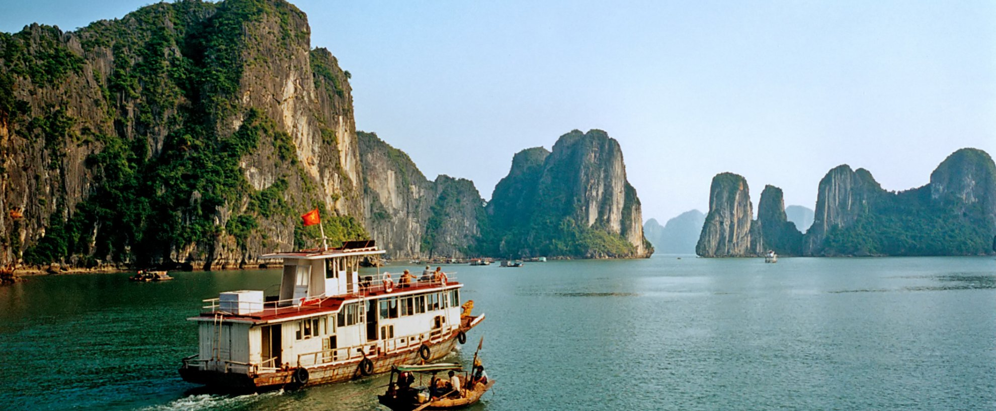 Vietnam Ha Long Bucht