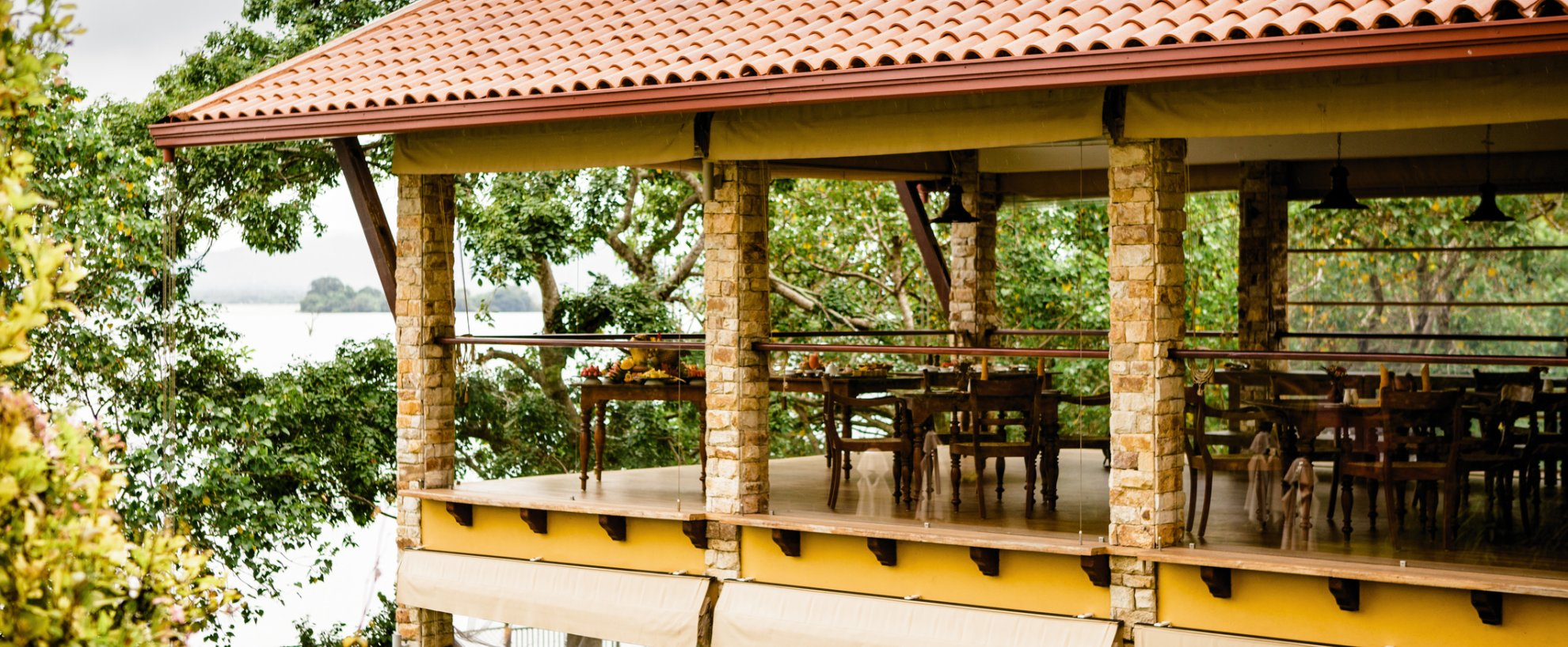 Sri Lanka Thaulle Resort Restaurant