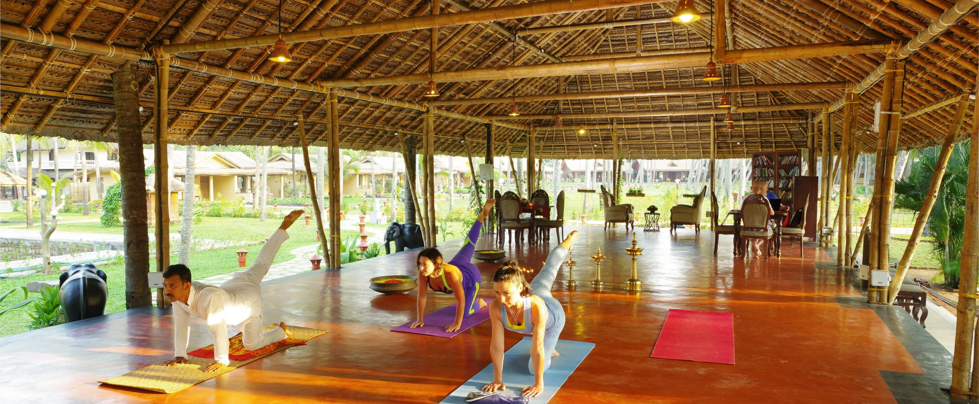 Sitaram Beach Retreat Yoga