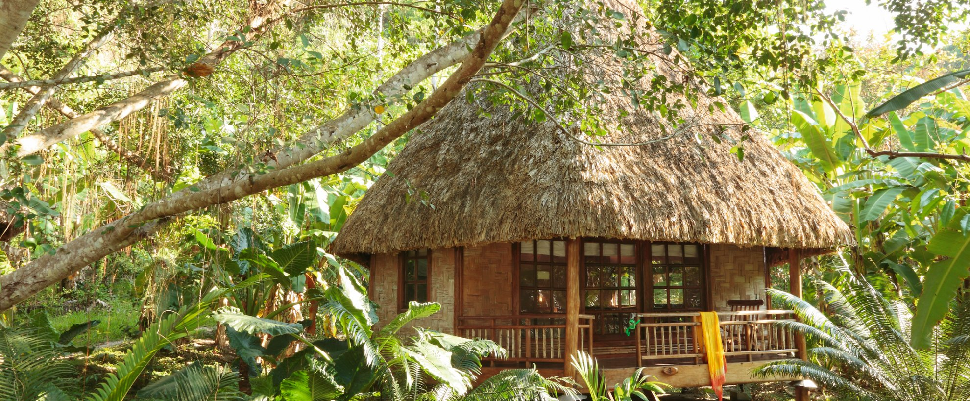 Ayurveda Kuren Indien Südindien Andamanen Andaman Nicobar Islands Island Havelock Barefoot at Havelock Zimmer Cottages