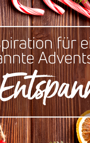 Adventspost 2018 Entspannung 2 Advent