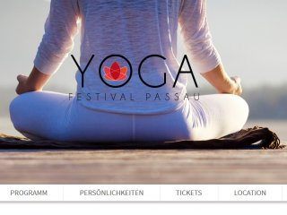 Give Peace a Chance - das Yoga Festival in Passau