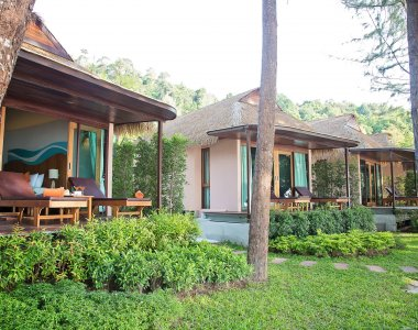 Thailand Tup Kaek Sunset Beach Resort & Spa Wellness Yoga Reisen Massagen