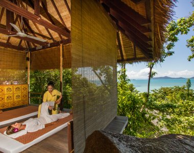 Thailand Koh Samui Wellness Spa Yoga Kamalaya Behandlungen