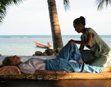 Thailand Samahita Retreat Koh Samui Massage