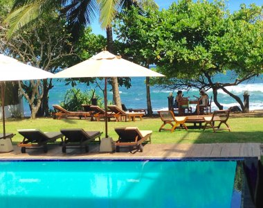 Sri Lanka Sithnara Ayurveda Resort Pool Pool Swimmingpool