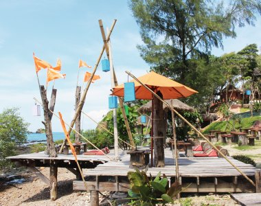 Coco Cape Lanta Resort Thailand Ko Lanta Beach Bar