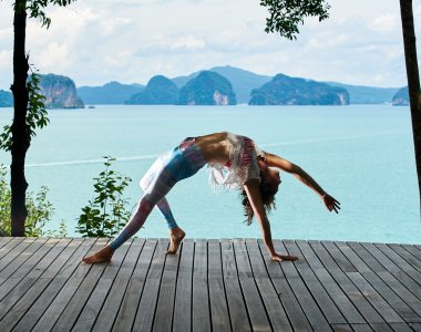 Island Yoga Retreat Reisen Thailand Koh Yao Yoga