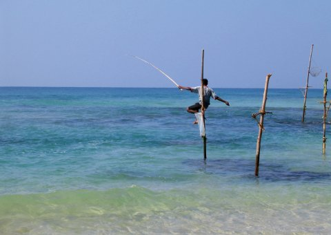 Ayurveda Sri Lanka Barberyn Beach Fisherman