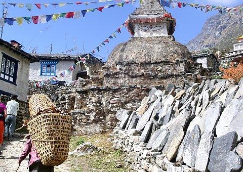 Mustang - Trekking Meditation Und Yoga Im Himalaya