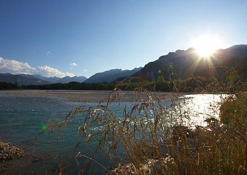 Entdecken Sie die Seenlandschaft im Naturpark Lechtal-Reutte
