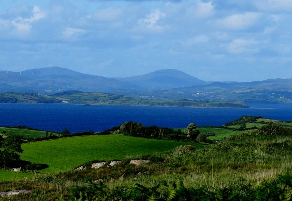 Irland West Cork Douce Mountain Farm