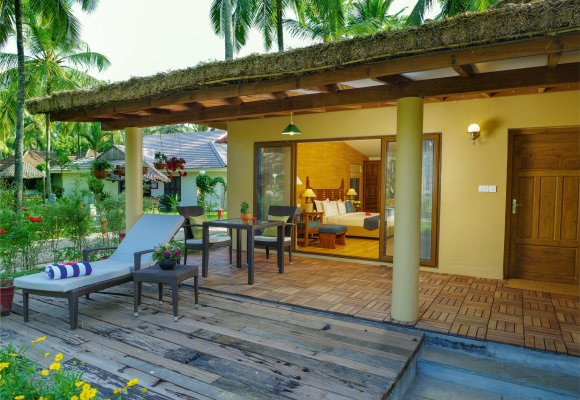 Sitaram Beach Retreat Luxury Cottage