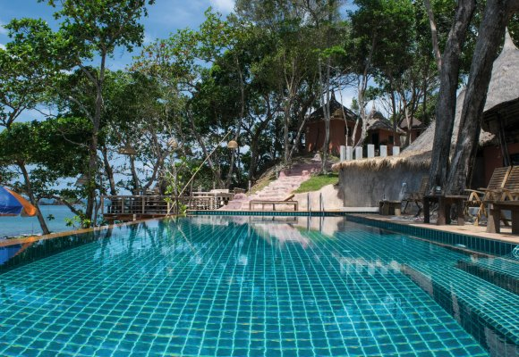 Coco Cape Lanta Resort Thailand Ko Lanta Pool