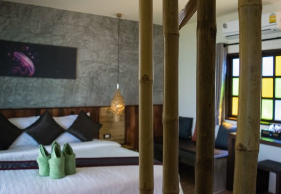 Coco Cape Lanta Resort Thailand Ko Lanta Honeymoon Suite