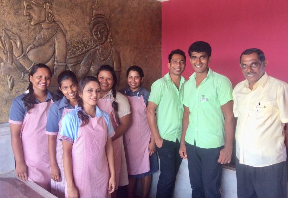 Sithnara Ayurveda Resort Sri Lanka Team