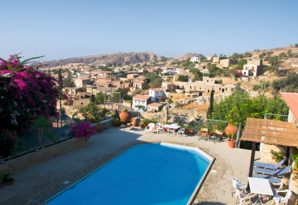 Zypern Tochni Cyprus Villages Yoga Urlaub Yoga Reisen Pool