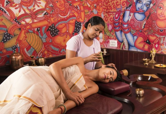 Ayurveda Kur Indien Kerala Sitaram Beach Retreat Behandlungen