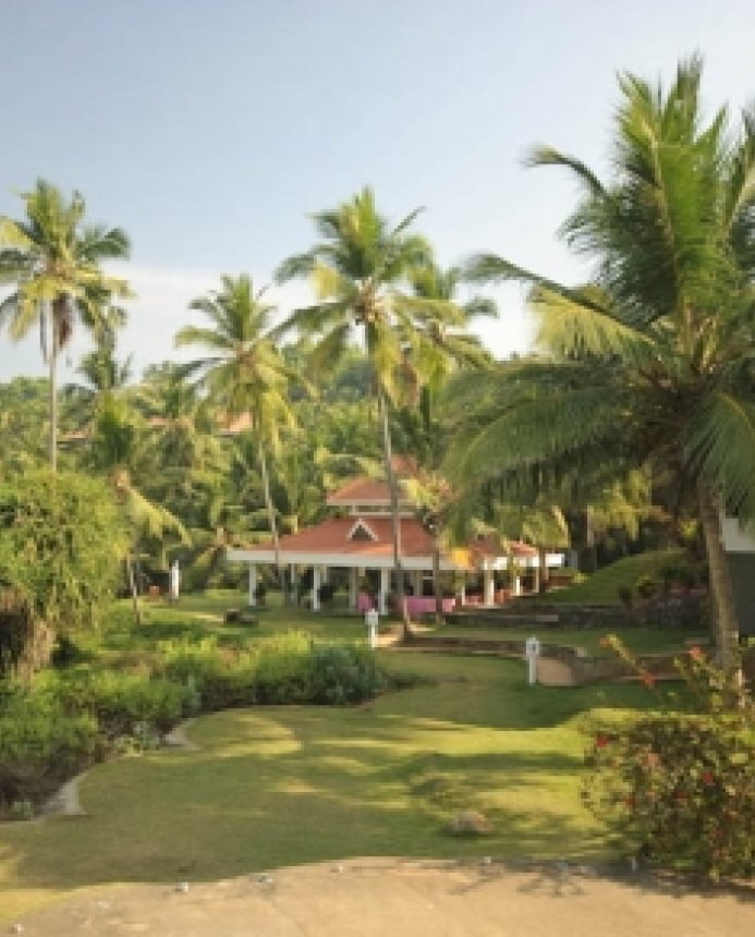 Ayurveda Resort Bethsaida in Indien