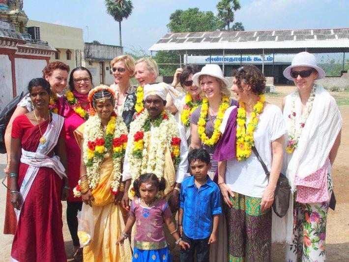 Reisebericht Su00fcdindien Yoga Und Kultur Mit Barbara Nagel - Neue Wege Blog
