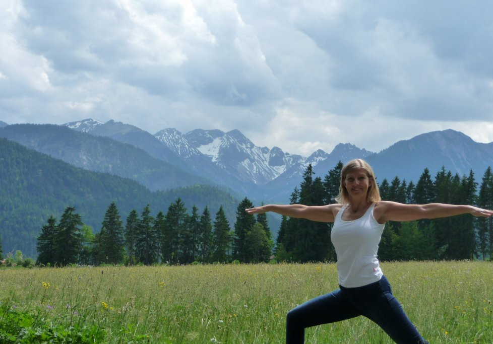 Naturhotel Lechlife Marion Schuster Yoga